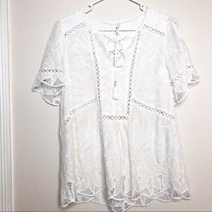 Father Bone by Anthropologie blouse